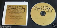 MARIE DIGBY 'UNFOLD' 2008 PROMO CD