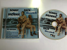 Sonny Terry - Back Home Blues (2000) CD