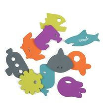 Boon Bath Appliques Foam Stickers - Dive - Sea Creatures