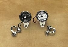 Mini Mechanical Speedometer Drag Specialties  21-6805DS1-BX15