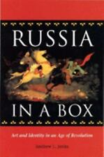 Russia In A Box: Art And Identity In An Age Of Revolution-ExLibrary