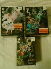 LOT of 3! Banpresto Figure Colosseum One Piece Anime Statues Buggy, Nami, Pauly