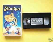"""VHS """"ALADYN"""" - FILM W PEŁNYM DUBBINGU AKTORSKIM"""