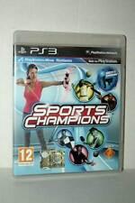 SPORTS CHAMPIONS GIOCO USATO OTTIMO SONY PS3 EDIZIONE ITALIANA PAL GD1 44948