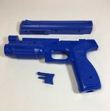 Set of Gun Cover Assy Blue for Namco's Time Crisis 4 - NEW!