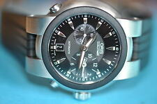 Oris TT1 Worldtimer automatic with steel and Rubber watchband