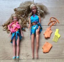 Vintage Retro 1980's Island Fun Barbie & Skipper Accessories Job Lot