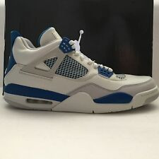 DS Nike Air Jordan 4 IV Retro Military Blue Size 13