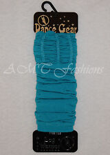 ❤ Leg Warmers Neon Plain Fancy Dress Ladies Girls Disco 80s Womens New Legwarmer