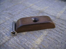 Rosewood Bass Guitar Thumb Rest - Cute Widdle Spud Size!
