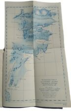 1940 Arctic - ELLESMERE ISLAND - TWO REPORTS - Map Before Thule Air Base - 04