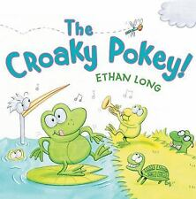 Croaky Pokey!-ExLibrary