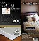 Bed Bug Hypoalergenic Mattress Box Spring Cover/Protector Encasement All Sizes