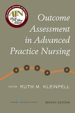 Outcome Assessment for Advanced Practice Nursing: Second Edition