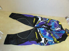 THOR CORE SCORPIO PURPLE PANTS - MOTOCROSS ATV BMX - MENS 34""