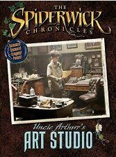 Uncle Arthur's Art Studio (Spiderwick Chronicles (Simon Scribbles Hardcover))