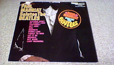 PAUL MAURIAT Salutes THE BEATLES 1st UK LP 1972 John Lennon Paul McCartney