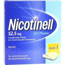 NICOTINELL EurimPharm,Volver a importar 52,5 mg 24 Horas Parche 7 pieza PZN