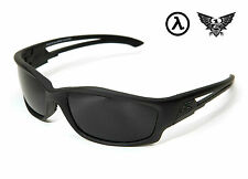 EDGE TACTICAL EYEWEAR BLADE RUNNER BLACK GLASSES / G-15 LENS ***