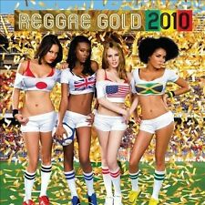 Reggae Gold 2010 2010 by VARIOUS ARTISTS Ex-library