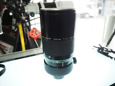 Nikon Reflex Nikkor 1000mm F11 Mirror Lens, serviced and cleaned, excellent