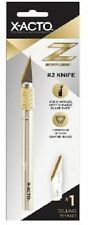 X-Acto Z3602  Z Series: No.2 Medium Weight Precision Knife w/Safety Cap