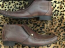 New Ben Sherman Beatles Ankle Boots 11 Brown