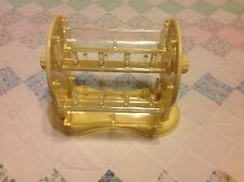 Vintage Westcraft Plastic Products Sewing Thread Spool Holder Great Condition