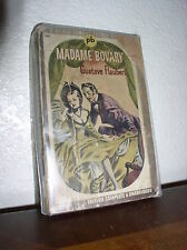 Madame Bovary by Gustave Flaubert (Pocket #240,2'nd Prt. Sep.1945)