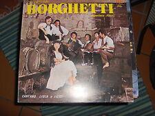 """LP 12"""" ORCHESTRA BORGHETTI SUPERLISCIO FOLK EX 1978 AR 3041"""