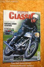 Motorrad Classic 6/01 Ducati 750 GT Honda RC 173 Veloce