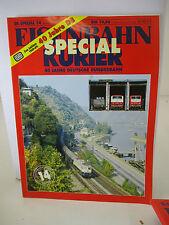 Eisenbahn Kurier EK-SPECIAL 14 40 Jahre DB  WT700