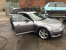 MAZDA RX8 BREAKING/ PARTS 2004 WING FRONT DRIVERS SIDE