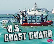 The U.S. Coast Guard (Pebble Plus)-ExLibrary