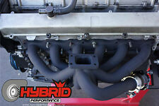 NEW RB20 RB25 RB26 MILD STEEL TOP MOUNT TURBO MANIFOLD INCLUDES 44MM WASTEGATE