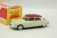 Solido Hachette 1/43 - Citroen DS 19