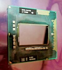 Intel I7-940xm 2.13Ghz quad core SLBSC mobile extreme laptop processor socket G1