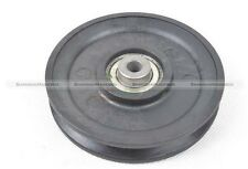 1pc Universal 115mm Bearing Pulley Wheel Cable Gym Equipment Part Wearproof