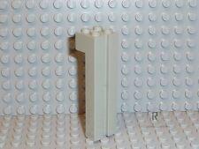 LEGO® 6056 Führungsschiene grau Burg Torführung Säule mit Nut 6086 6098 6091