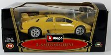 Bburago Lamborghini Diablo 1990 Special Collection 1/18