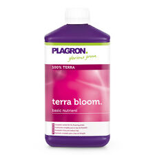 PLAGRON TERRA BLOOM 1000ml 1L FERTILIZZANTE FIORITURA BLOOM FERTILIZER g