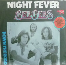"""7"""" BEE GEES Night Fever aus SATURDAY NIGHT FEVER /VG++"""