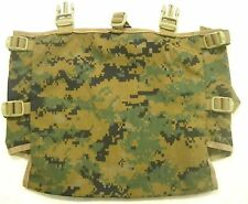 NEW! MARPAT Radio Pouch Utility Pouch for ILBE Main Pack, Tan, Holds 4 MREs