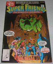 SUPER FRIENDS #13 WHITMAN VARIANT (DC Comics 1978) (TV) 1st app DR MIST (FN/VF)