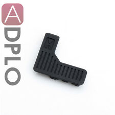 Body Bottom Rubber Cover Replacement Part For Nikon D700 D300 D300S Camera