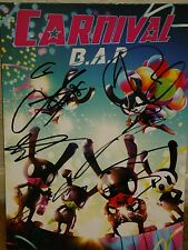 ALL MEMBER'S AUTOGRAPHED CD (B.A.P) Mini Album Vol.5-CARNIVAL (Special Version)