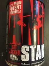 Animal Stak 21 Packs Universal Nutrition Anabolic Hormone Stack Test Boost GH