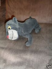 JUNGLE BOOK BAGHEERA PANTHER PLUSH DOLL FIGURE DISNEY STORE CHARACTER TOY