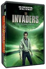 The Invaders Complete Series DVD Set Season 1-2 TV Show Collection Episode Drama