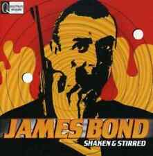 NEW CD.James Bond (Shaken and Stirred, 2006)Various Artists